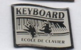 Musique , Keyboard , Ecole De Clavier , Piano - Music