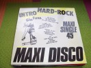 GIN  FUZZ  °  INTRO HARD ROCK - 45 T - Maxi-Single