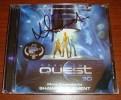 Cd Soundtrack Quantum Quest A Cassini Space Odyssey Autographed Shawn K. Clement 1000 Copies Limited Edition BSX Records - Musique De Films
