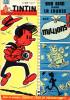 TINTIN JOURNAL 656 1961, Course Aux Millions, Louison Bobet (Duval /Jean Graton), Tunnel Du Mont-Blanc, Motos Au Mans, - Tintin
