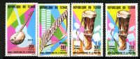 TCAHD 1985 - ANNEE EUROPEENNE DE LA MUSIQUE - INSTRUMENTS - Musique