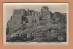 Athenes Grèce ( La Porte Beulé Et Les Propylées ) Carte Postale Postcard Photo Vieille Auto Animé - Grèce