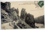 CHOUVIGNY--Gorges De CHOUVIGNY---1910---Rocher Armand  N° 2109  éd ELD-- - France