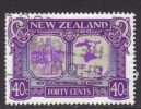 NZ ~ 1989 ~ Heritage #2/The People ~ SG 1505 ~ Used - New Zealand