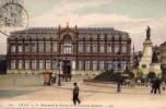 Lille – Le Monument De Pasteur Et La Faculté De Médecine. - Lille
