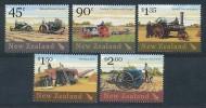 NEW ZEALAND Mi.Nr. 2162-2166 Landwirtschaft- MNH - Landbouw