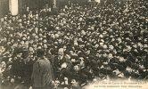 Paris - Rue De Lyon Le 5 Novembre 1905 - La Foule Acclamant Paul DEROULEDE - Manifestazioni