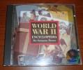 World War II Encyclopedia The European Theatre Softkey Encyclopédie Sur Cd-Rom 1994 - Histoire