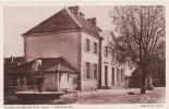 Domblans-Blandans. Mairie -ecole - France