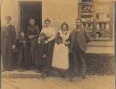 1902 Vilvoorde Vilvorde Magasin épicerie - Antiche (ante 1900)
