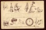 Cpa Publicité Rébus L´ Arome Patrelle Donne Au Bouillon Belle Couleur Dorée   NW29 - Publicité