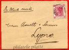 HONG-KONG LETTRE DE 1897 DE SHANGAI POUR LYON FRANCE COVER - Neufs
