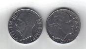 RedB - REGNO , 20 Cent NICHELIO Del 1942 . Impero - 1861-1946 : Regno