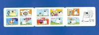 N° BC 3953 SOURIRES CUBITUS  NEUF ** NON PLIEE PROPRE C^TE YVERT & TELLIER 10.80 Euros - Booklets