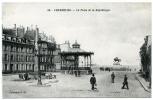 50 : CHERBOURG - LA PLACE DE LA REPUBLIQUE - Cherbourg