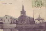 LAMORTEAU = L'église (écrie) 1907 - Ohne Zuordnung