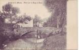 YVOIR = Vallée De La Meuse = Pont Sur Le Bocq  (vierge) - Yvoir
