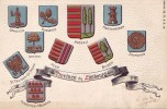 BILZEN - LOMMEL - MAESSEICK....... - Couleur  (1906) - Bilzen