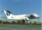 Sabena Belgian World Airlines - Avro RJ85 - 1946-....: Ere Moderne