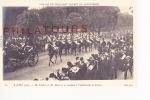 VOYAGE DU PRESIDENT LOUBET EN ANGLETERRE / 1903 - M. LOUBET  Et M. DELCASSE SE RENDANT A L´AMBASSADE DE FRANCE - Histoire