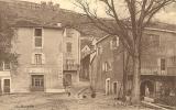 Lozère- Barre-des-Cévennes -Les Trois Rochers, Vue De La Place; Rare. - France