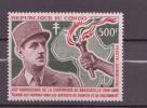 CONGO  1966     PA N° 38 COTE 30€00       ( 3 ) - Neufs