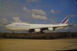 AIR FRANCE  B 747 200   F GCBD - 1946-....: Moderne
