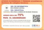 AYUDAS ECONOMICAS Y PREMIOS ACADEMICOS ALUMNOS DE COLEGIOS TECNICOS BECA 75% PARA EL ABANDERADO UNIVERSIDAD AUSTRAL FACU - School