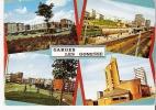 GARGES Les GONESSES 95 Carte Multivues Sur La Ville Véritable Photo - Garges Les Gonesses