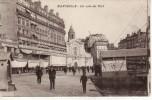 13 MARSEILLE Un Coin Du Port Cpa Animée + à La Samaritaine + - Alter Hafen (Vieux Port), Saint-Victor, Le Panier