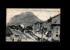 38 - GRENOBLE - La Gare Et Le Casque De Néron - 52 - Grenoble