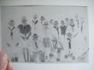 Negatif 5.5x 8.5cm- Groupe De Scout- A Identifier---- - Photography