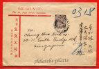 MALAYSIE LETTRE DU 02/05/1939 DE SEREMBAN POUR SINGAPOUR COVER - Negri Sembilan