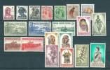 Papouasie Et Nouvelle-Guinée: 18/ 40 **/ */ Oblit  (manque 32-36-39) - Papoea-Nieuw-Guinea