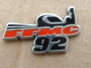 PIN´S MOTO - FFMC 92 - Motorbikes
