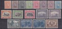 Nr 135/149 + 145a *, Cote = 605 € (X09578) - 1915-1920 Albert I