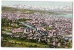 Doppelkarte Zürich 1907  (G536) - ZH Zurich