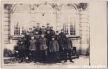 CARTE PHOTO  ALLEMANDE  POEKE  KASTEEL 1916  POUCQUES CHATEAU - Aalter