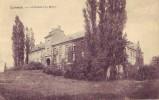 """LUMMEN = Le Château """"Le Burg""""  (écrite) 1914 - Lummen"""