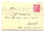 Letter  - Traveled 1925th - Jugoslawien