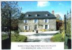 MERDRIGNAC .- Carte Pub .- Format 14,4 X 9,8 .- Manoir De Le Peignie - France
