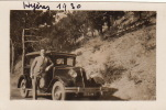 Photo Auto Automobile 1930 Renault Hyères - Automobiles