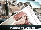 SORRENTO 2 CONVEGNO MOSTRA MERCATO CARTOLINA   N1984  DO4438 - Bourses & Salons De Collections