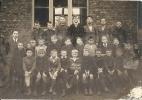 HOZEMONT : Photo Ecole 1923 - 1924 - Grâce-Hollogne