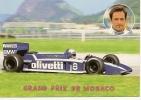 MONACO GRAND PRIX DE ..., Brabham - E. De Angelis - Unclassified