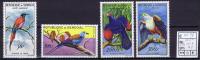Birds, Senegal 1960 Nr 239 - 241 + Airmail 243, MH, Neuf* - Vogels
