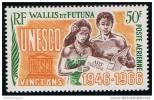 WALLIS ET FUTUNA AERIEN N°28 N**  UNESCO - Poste Aérienne