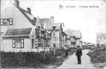 La Panne 410: L'Avenue Des Dunes 1925 - De Panne