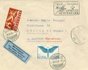28.12.1926 Schweizer Afrikaflug - First Flight Covers