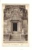 Cp, 75, Paris, Exposition Coloniale Internationale - Paris 1931 -Temple D'Angkor-Vat, Porte, écrite - Expositions